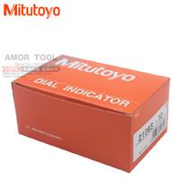 aluminium instrument case - Mitutoyo dial test indicator gauge mm metric dial indicator aluminium case paint finish gauge measurement instrument