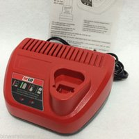 milwaukee - EAST power tools For Milwaukee M12 V Volt Lithium Ion Battery Charger v