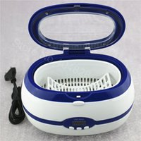 Wholesale 6 VGT ml Digital Ultrasonic Cleaner GS RoHS FCC PSE Certified High Quality