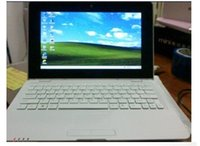 Wholesale inch EPC laptop Android OS Netbook VIA8850 CPU Notebook MB G more languages with webcam HDMI port