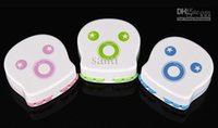 contact lens cleaner - Automatic cleaning lovely octopus lens case electronic contact lens case