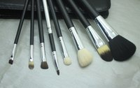 best hairs number - best selling makeup set New pieces brush sets leather pouch with numbered