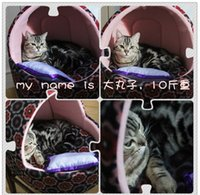 yurts - Dog house dog house summer air conditioning nest small kennel cat litter pet nest pet supplies yurts
