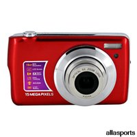 Wholesale Professional MP quot TFT LCD cheap digital camera with X optical zoom