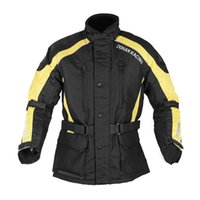 Wholesale DUHAN Motorcycle Enduro Racing Jacket with Five Protecter Gear Travel Riding Dirt Bike ATV Motocross Off Road Jaqueta Clothing