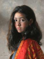 Cheap girl Best portrait canvas
