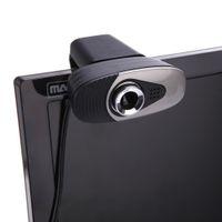 Wholesale USB Webcam Web Camera Digital Video Webcamera HD Megapixels with Sound Absorption Microphone for Computer PC Laptop Black