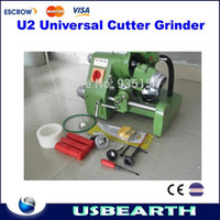 Wholesale Free ship U2 Universal Cutter Grinder Cutting tool Grinding Machine for CNC milling drilling tool bits