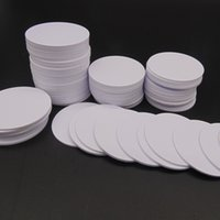 Wholesale khz Tk4100 EM4100 RFID Tags mmx1mm Waterproof PVC Small Coin Cards In Access Control
