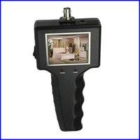 venta al por mayor del monitor Factirt 2,5 pulgadas portátil o la muñeca CCTV prueba o conjunto de monitor del probador de las cámaras de seguridad Pruebas de vídeo y visualización