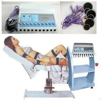 Wholesale CE approved Factory manufacturer Electric muscle stimulator ems tm ems slimming machine electrotherapy slimming machine for salon use