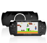 Wholesale 4 inch mp3 mp4 Player Music Downloads MP5 Game Player GB with psp Game