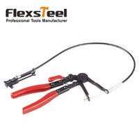 auto reach - Flexible Wire Long Reach Hose Clamp Pliers Auto Vehicle Repair Tools Cable TypeTools for Car Repairs