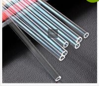 Wholesale Hookah Accessories borosilicate glass tube cm diameter mm