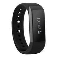 Wholesale I5Plus Smart Wristband Wrist Watches for Android IOS Waterproof Blutooth for Iphone S S Samsung S6 S5 Note Smart Sport Wristband EJ I5