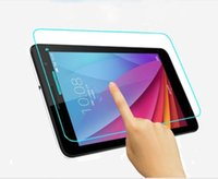 Wholesale 7Inch Inch Huawei Tablet PC Tempered Class Explosion Proof H Screen Protector For Medi apad X1 With Retail Package