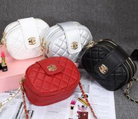 Wholesale New Fashion Designer Bag Lady Handbag Leather Shoulder Bag One Shoulder Chain Oblique Cross Bags Small Round Bales Phone Keys