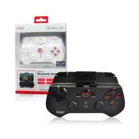 Wholesale IPEGA PG Bluetooth Wireless bluetooth Gamepad Joystick for Phone Pod Pad Android smart Phone Tablet PC