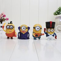 Wholesale 50sets big cm Despicable Me Minions PVC Action Figure toys dolls