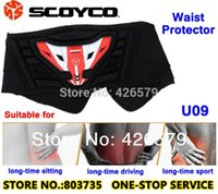 Wholesale Motorcycle Kidney Belts Sport Protector Support Touring Motocross Dakar Rally Racing Scoyco U09