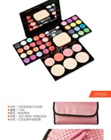 beauty ad - set Perfect Makeup Sets Maquiagem ADS Makeup Palette Make Up Brushes Eyeliner Eyebrow Pencil Beauty Cosmetic Maquillaje