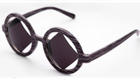 Wholesale OEM New Fashion Sunglasses AC lens PC Spectacles frame UV400 Great quality for free DHL ship