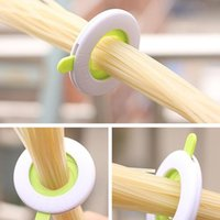 Wholesale New Adjustable Spaghetti Pasta Noodle Measure Home Portions Controller Limiter Tool cooking tools colher medidora TY699