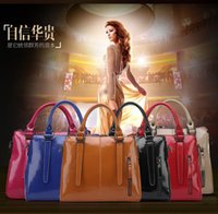 Wholesale The new lady handbag leather handbag Europe and the United States hot style inclined shoulder bag handbag in Boston