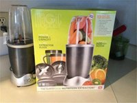 magic bullet - NutriBullet Nutri Bullet Juicer w Blender Mixer Extractor with guides AU Plug Magic Bullet juicers High Quality