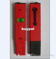 Wholesale Brand New Digital pH Meter Tester Pocket Pen For Aquarium Pool Water school laboratoryA1A