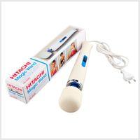 female vibrator - Hitachi Magic Wand Massager AV Vibrator Massager Personal Full Body Massager HV R V Sex Products Vibrators US EU Plug