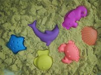 best playdough - New Baby Toys Set Seahorse Plasticine Tools Mold Color Clay Mould Set Best Selling Playdough Mold