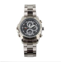 Wholesale OEM brand Waterproof spy watch Hidden Camera Build in GB or GB Fashionable DV Y589 China supplier