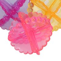 Wholesale IMC Reusable Laundry Dryer Ball Washing Ball Varying Color order lt no track