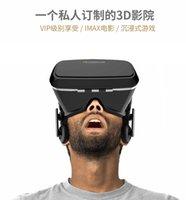 Wholesale mobile phone glasses home theater VR BOX D VR VRbox virtual reality glasses storm Mirror magic mirror VRSHINCON
