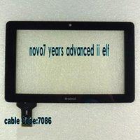 ainol elf ii - ainol novo7 years advanced ii elf fairy touch screen capacitance screen