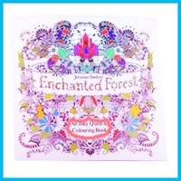 adult magazines - NEW Coloring Books Designs Secret Garden Animal Kingdom Fantasy Dream and Enchanted Forest Pages Kids Adult Painting Colouring Books