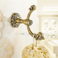 artistic clothing - Artistic Brass Bathroom Hotel Hat Coat Towel Hook Clothes Hanging Robe Hooks
