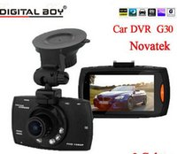 Wholesale G30 quot Car Dvr Degree Wide Angle Full HD P Car Camera Recorder Motion Detection Night Vision G Sensor