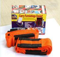 Wholesale 100packs Pack Carry furnishings easier carry furnishing strap moving strap lifting strap