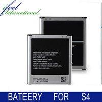 Wholesale 2PCS mah B600BC replacement for Samsung galaxy S4 battery i9502 i9505 i959 I545 I337 i9500 batterie bateria