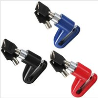 Wholesale NEW Hot SALE Scooter Bike Bicycle Motorcycle Cycling Security Safety Anti theft Disk Brake Rotor Lock
