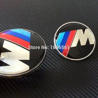 acura hoods - Exterior Accessories Emblems Hot selling mm mm plastic Epoxy M with pins front rear Emblem Logo Hood Trunk Boot Badge