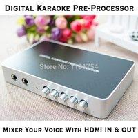 karaoke machine - Karaoke mixer Karaoke Echo Mixer Karaoke machines system Sing a song from your android tv DVD Player Blue Ray