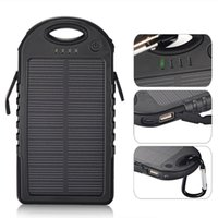 battery packs - Solstar Solar Panel Charger mah Rain resistant and Dirt shockproof Dual USB Port Portable Charger Backup External Battery Power Pack