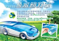 Wholesale 18 OFF ON SALE Brine power car assembled brine eco friendly toy Toy car smart car Christmas gifts ZH