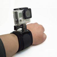 Wholesale Go pro Accessories New Wrist Belt with Screw for GoPro Hero SJ4000 AEE Sport Camera