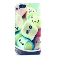 For Apple iPhone apple towels - For iphone S plus S Plus Cat More Issues Than Vogue Petal Sunraise Cake Towel Wallet Leather Pouch case Stand Credit Card Skin