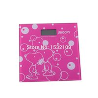 Wholesale S Personal Digital Scale Bathroom Body Scale Electronic Body weight scale Fat scales Weight Balance BMI display for gift