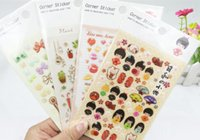 animal photo gallery - 10XKorean transparent stickers Three dimensional decoration pegatinas DIY photo gallery journal cute cartoon sticker random send